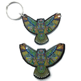 Great Horned Owl Magnets and Keychains