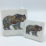 Grizzly Bear Coasters and Trivets