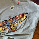 Hawk Taupe Shirt
