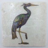 Heron Coasters and Trivets