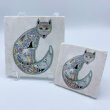 Arctic Fox Coasters and Trivets