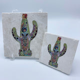 Cactus Coasters and Trivets