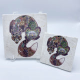 Fox Coasters and Trivets