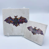 Bat Coasters and Trivets