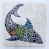 Shark Coasters and Trivets