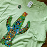 Cactus Shirt Ladies