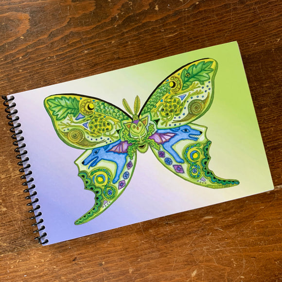 Luna Moth Journal