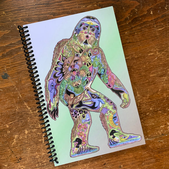 Sasquatch Journal