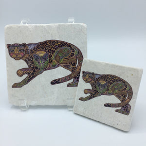 Jaguar Coasters and Trivets