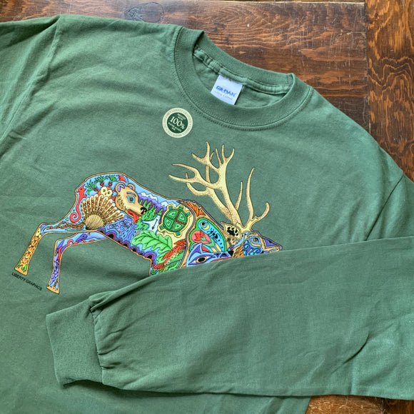 Elk Long Sleeve Shirt