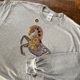 Horse Long Sleeve Shirt