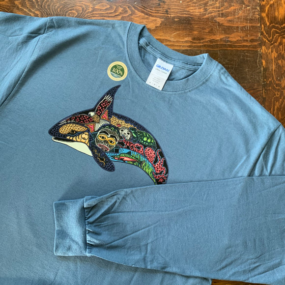 Orca Long Sleeve Shirt