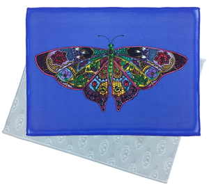 Butterfly Microfiber Cleaning Cloth