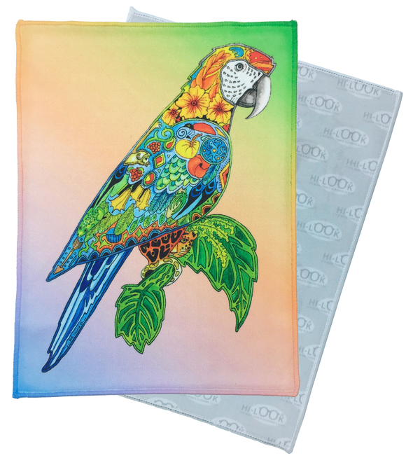 Macaw Microfiber Cleaning Cloth