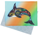 Orca Microfiber Cleaning Cloth