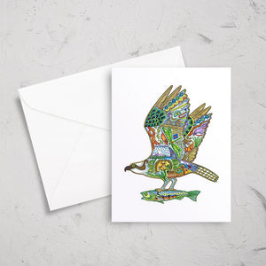 Osprey Note Card
