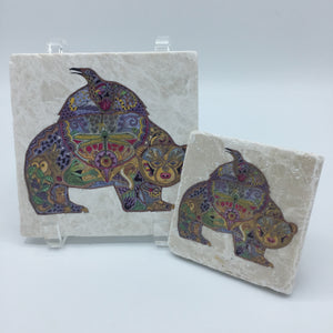 RavenBear Coasters and Trivets