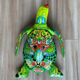 Sea Turtle Carving