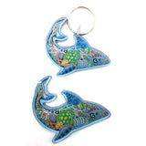 Shark Magnets and Keychains