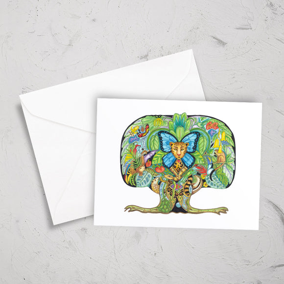 Tree of Life Note Card