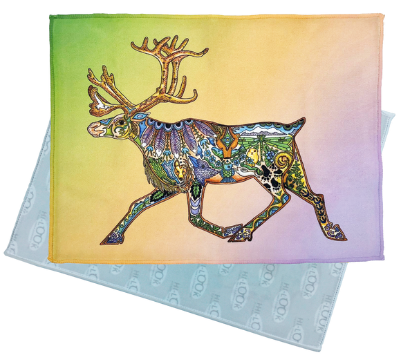 Caribou Microfiber Cleaning Cloth