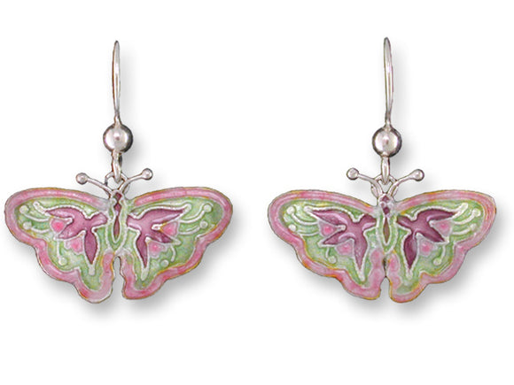 Butterfly Montage Earrings