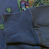 Frog Long Sleeve Shirt - Blue