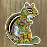 Chipmunk Sticker