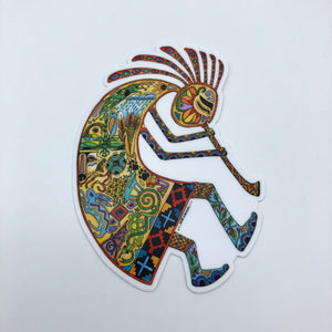 Kokopelli Sticker