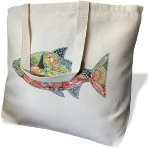 Chinook Canvas Tote Bag - Large