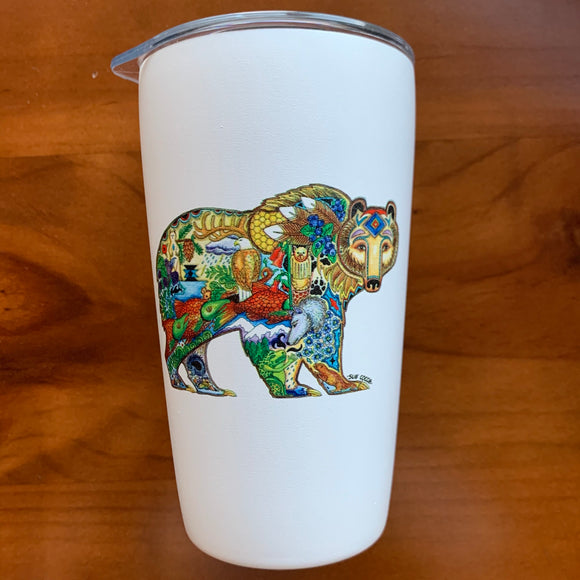 Grizzly Tumbler