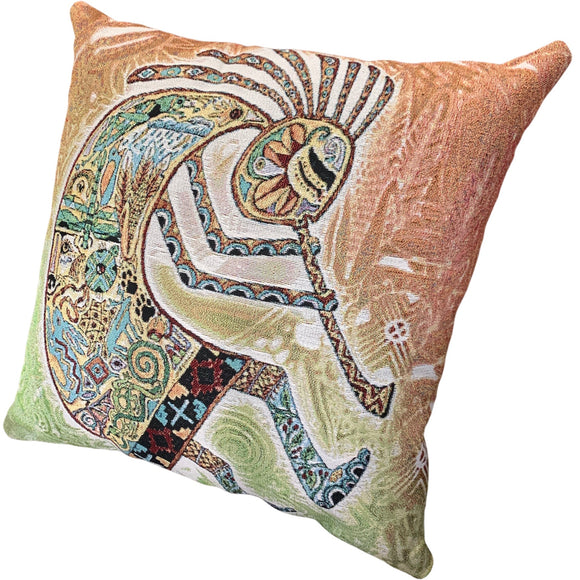 Kokopelli Pillow