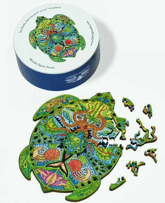 Sea Turtle Jigsaw Puzzle XS