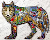 Wolf Jigsaw Puzzle