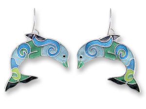 Wave Dancer Earrings