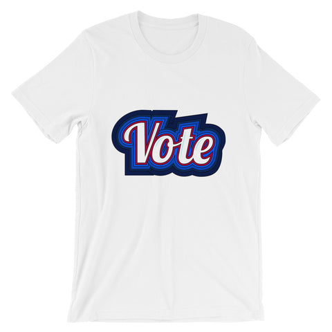 Political VOTE Unisex T-Shirt