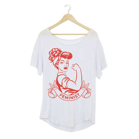 Radical Rosie the Riveter T-Shirt