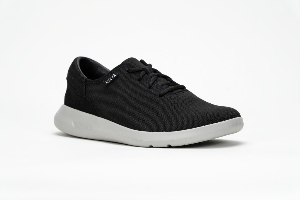 Men's Madrid Eco Knit - Black Grey Outsole