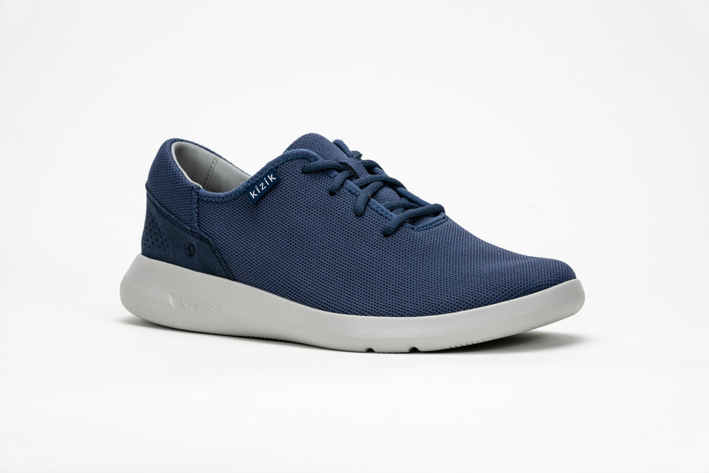 Women's Madrid Eco Knit - Navy Grey Outsole