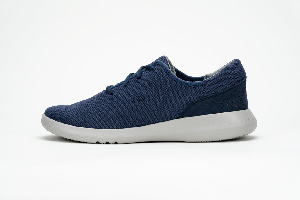 Men's Madrid Eco Knit - Navy Grey Outsole