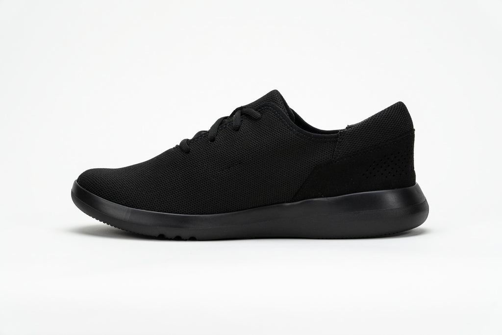 Men's Madrid Eco Knit - Black Black Outsole