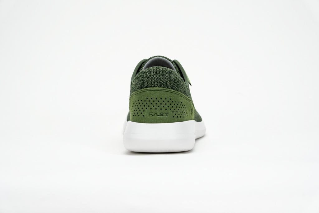 Women's Madrid - Olive