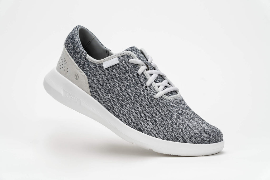 Women's Madrid Eco Knit - Heathered Grey