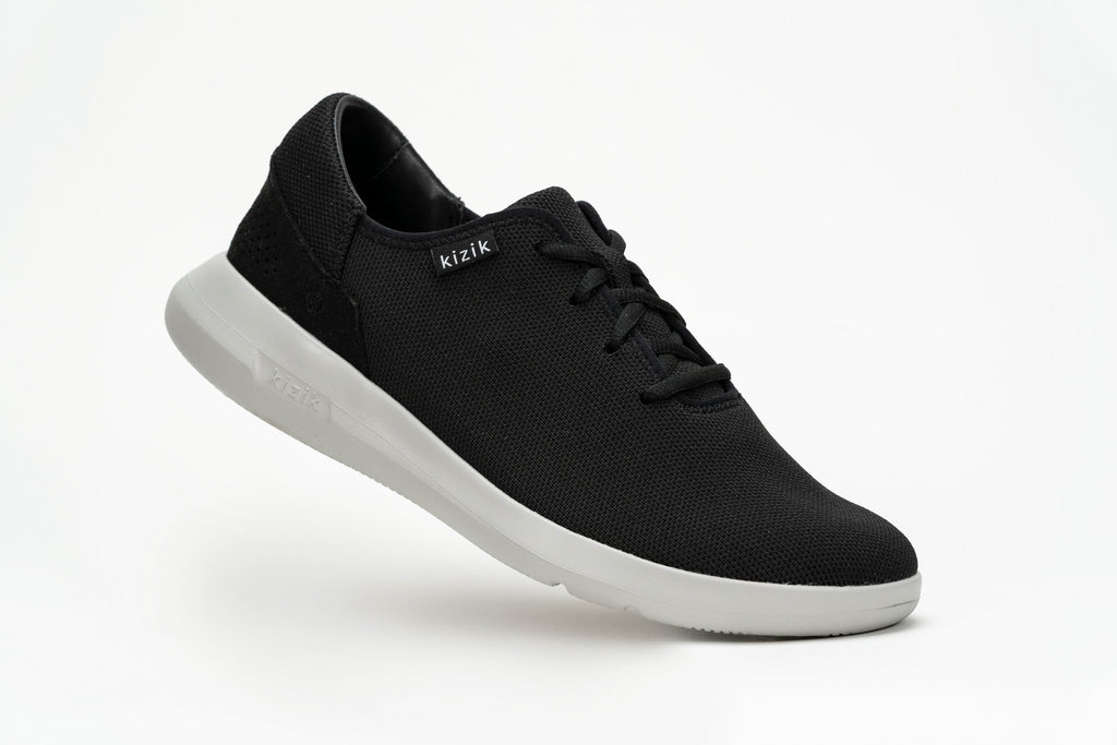 Women's Madrid Eco Knit - Black Grey Outsole