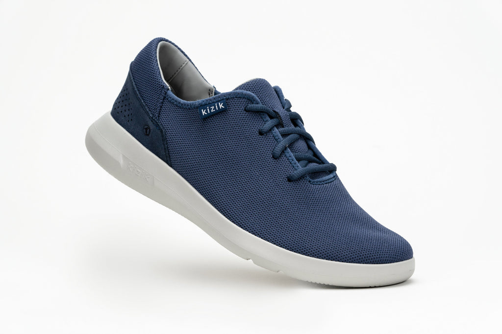 Women's Madrid - Navy Grey Outsole