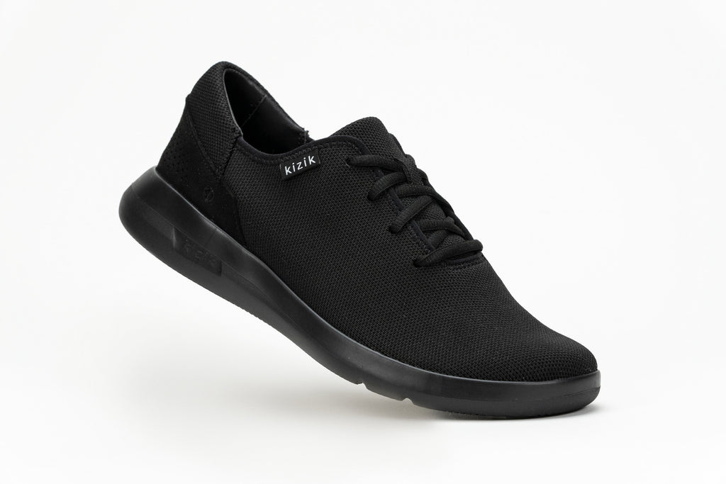 Women's Madrid - Black Black Outsole