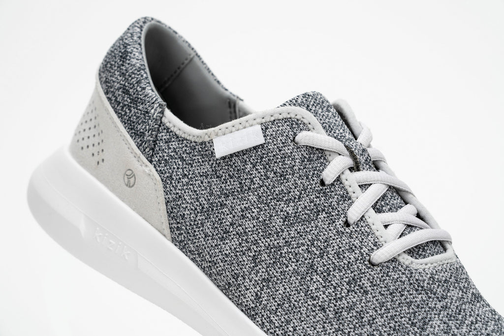 Men's Madrid Eco Knit - Heathered Grey