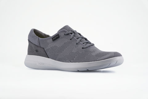 Men's Madrid Camo Knit - Grey