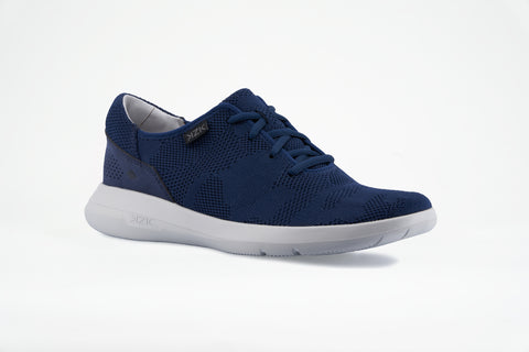 Men's Madrid Camo Knit - Navy
