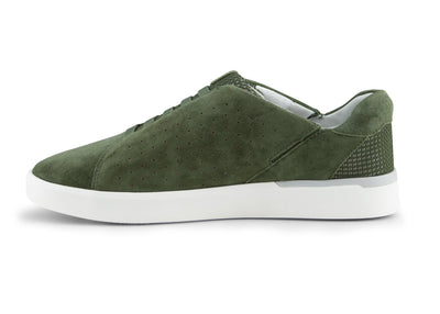 Miami Green Suede